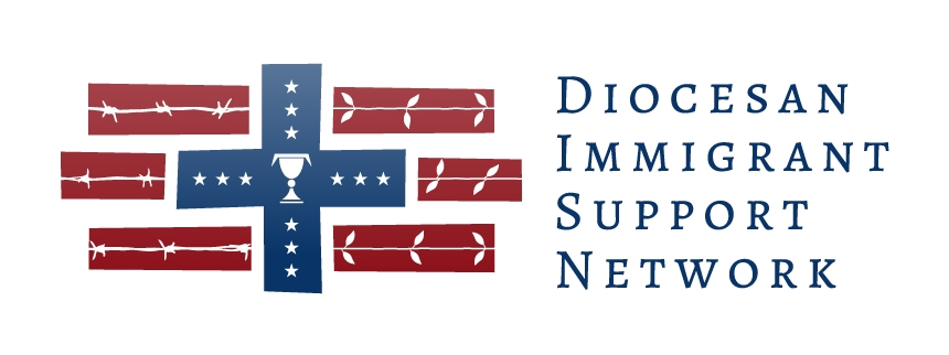 Diocesan Immigrant Support Network logo