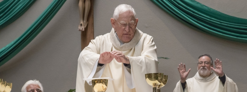 Bishop William Weigand's Homily at Diocesan Memorial Mass