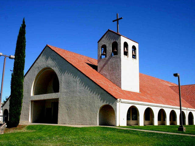 Redding, Our Lady of Mercy Church