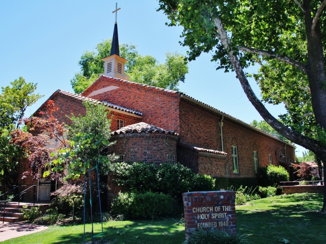 Sacramento, Holy Spirit Church