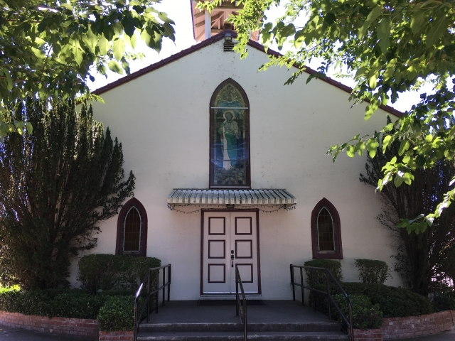 West Sacramento, Our Lady of Grace Church