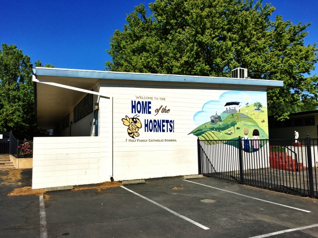 Citrus Heights, Holy Family School