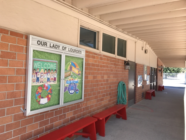 Colusa, Our Lady of Lourdes School