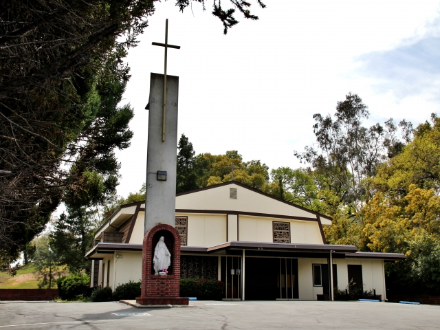 Ione, Sacred Heart Mission Church