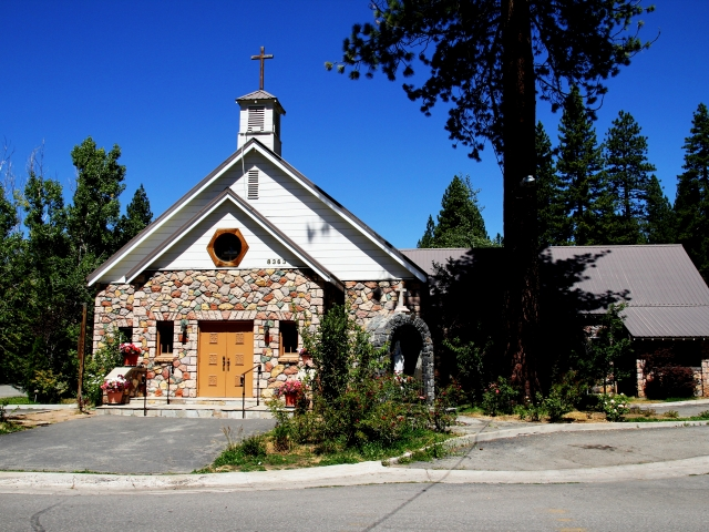 Kings Beach, Our Lady of the Lake Mission Church