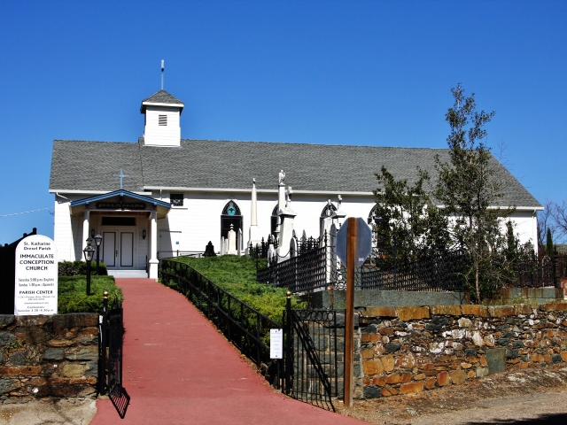 Sutter Creek, Immaculate Conception Mission Church